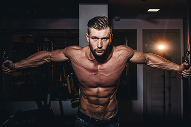 Testosterone For Building Muscle